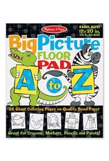 Melissa and Doug Melissa & Doug Big Picture Easel Pad