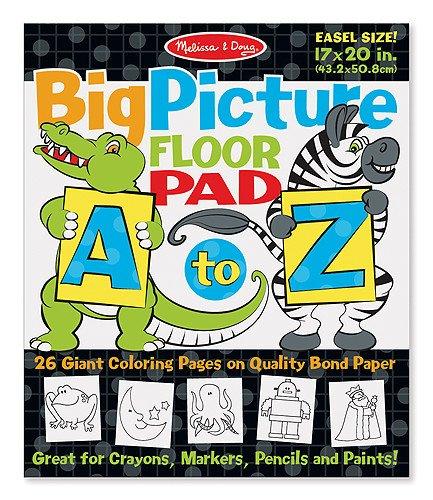 Melissa and Doug Melissa & Doug Big Picture Easel Pad