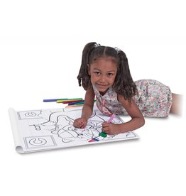 Melissa and Doug Big Picture Easel Pad