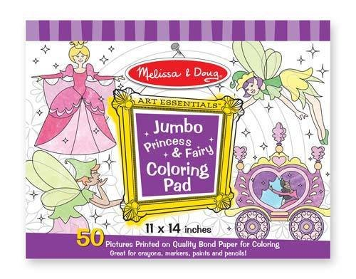 Melissa and Doug Melissa & Doug Coloring Pad