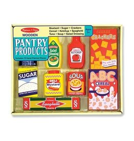 Melissa and Doug M&D Pantry Products
