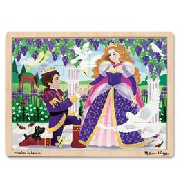 Melissa and Doug M&D Jigsaw Puzzle- 24pc