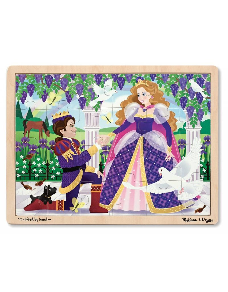 Melissa and Doug Melissa & Doug 24pc Jigsaw Puzzle
