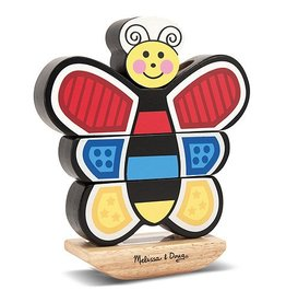 Melissa and Doug M&D Butterfly Stacker