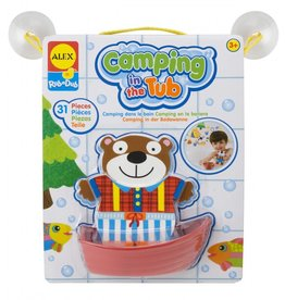 ALEX toys ALEX Camping in the Tub Stickers