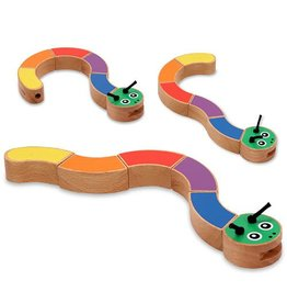 Melissa and Doug Grasping Toy- Caterpillar
