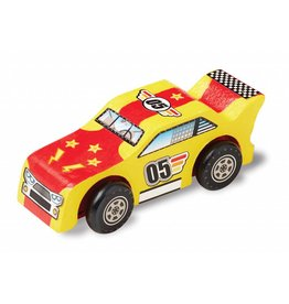 Melissa and Doug DYO Wooden Race Car
