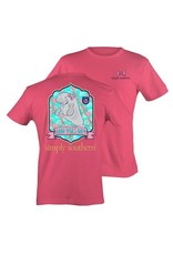 """Simply Southern """"Good Vibes Only"""" Manatee Tee"""