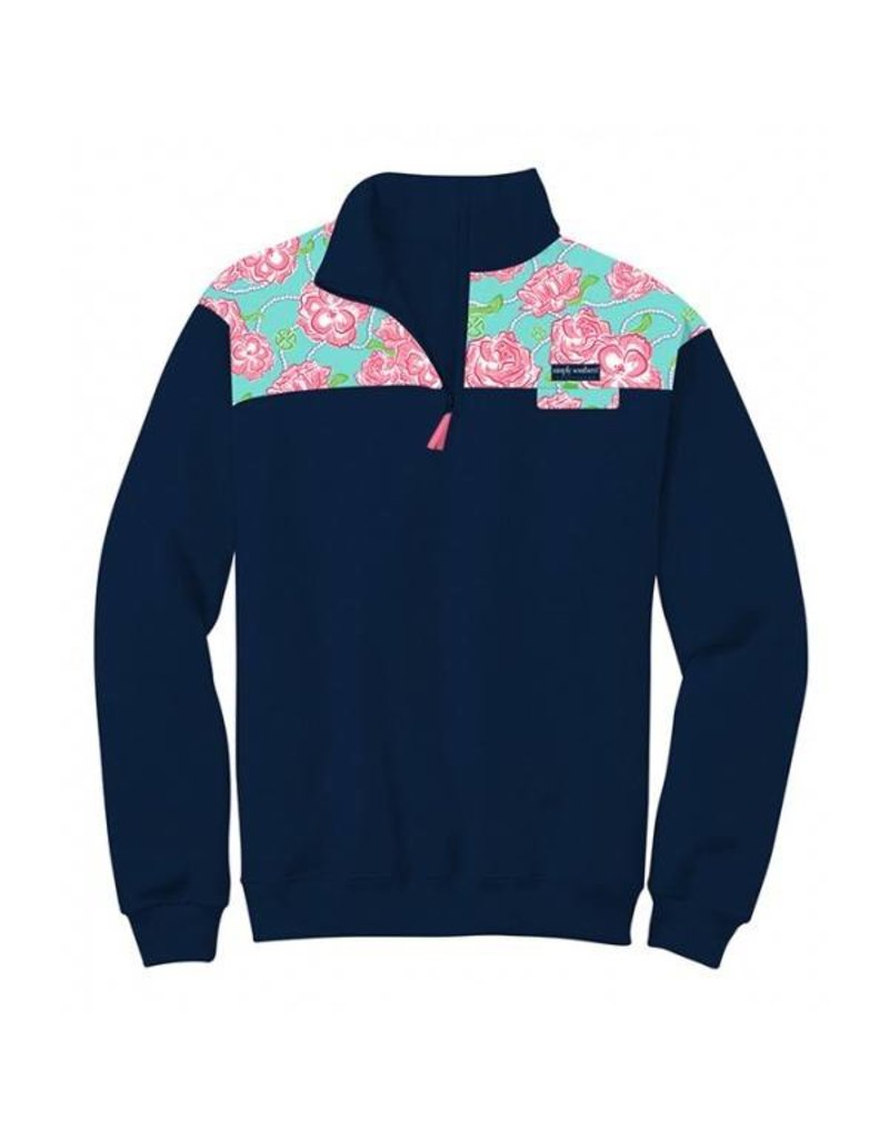 SS Simply Southern Roses Pullover