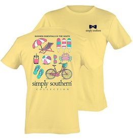 SS Simply Southern S/S Tee- Summer