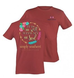SS Simply Southern S/S Tee- Soul