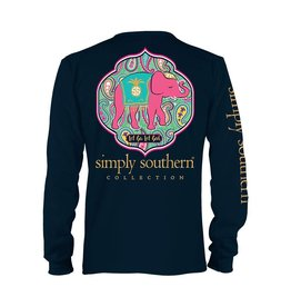 SS Simply Southern L/S- Let God