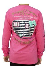 SS Simply Southern Campers Long Sleeve Tee