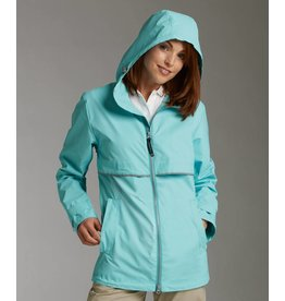 Charles River Apparel CRA Women's New Eng Rain Jacket
