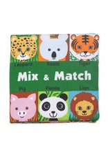 Melissa and Doug Melissa & Doug Soft Activity Mix and Match Book