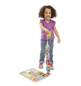 Melissa and Doug Stacking Chunky Puzzle