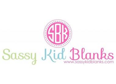 Sassy Kids Blanks