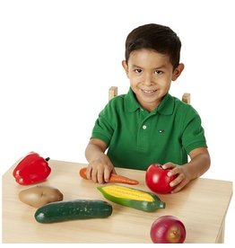 Melissa and Doug M&D Play Time Produce- Vegetables