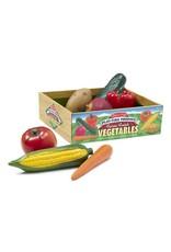 Melissa and Doug Melissa & Doug Play Time Produce- Vegetables