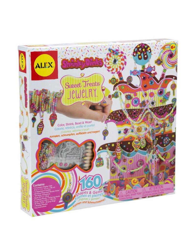 ALEX toys ALEX Shrinky Dinks Sweet Treats