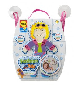 ALEX toys ALEX Fashion in the Tub Stickers