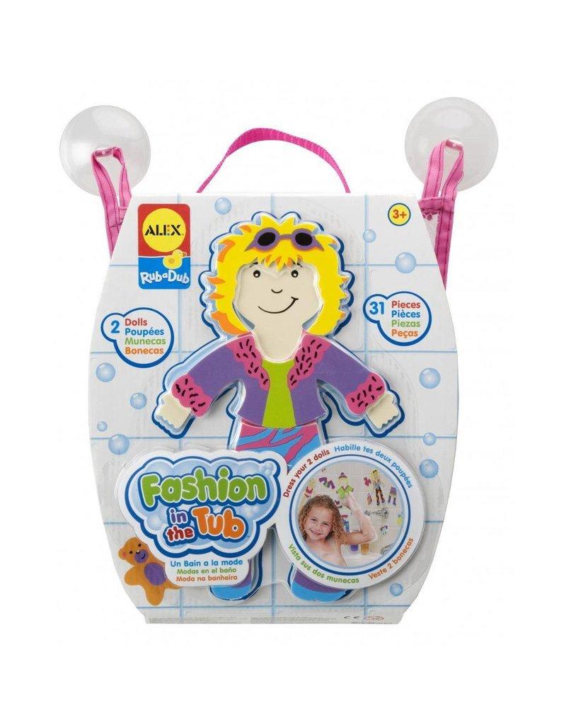 ALEX toys ALEX Toys Fashion in the Tub Stickers