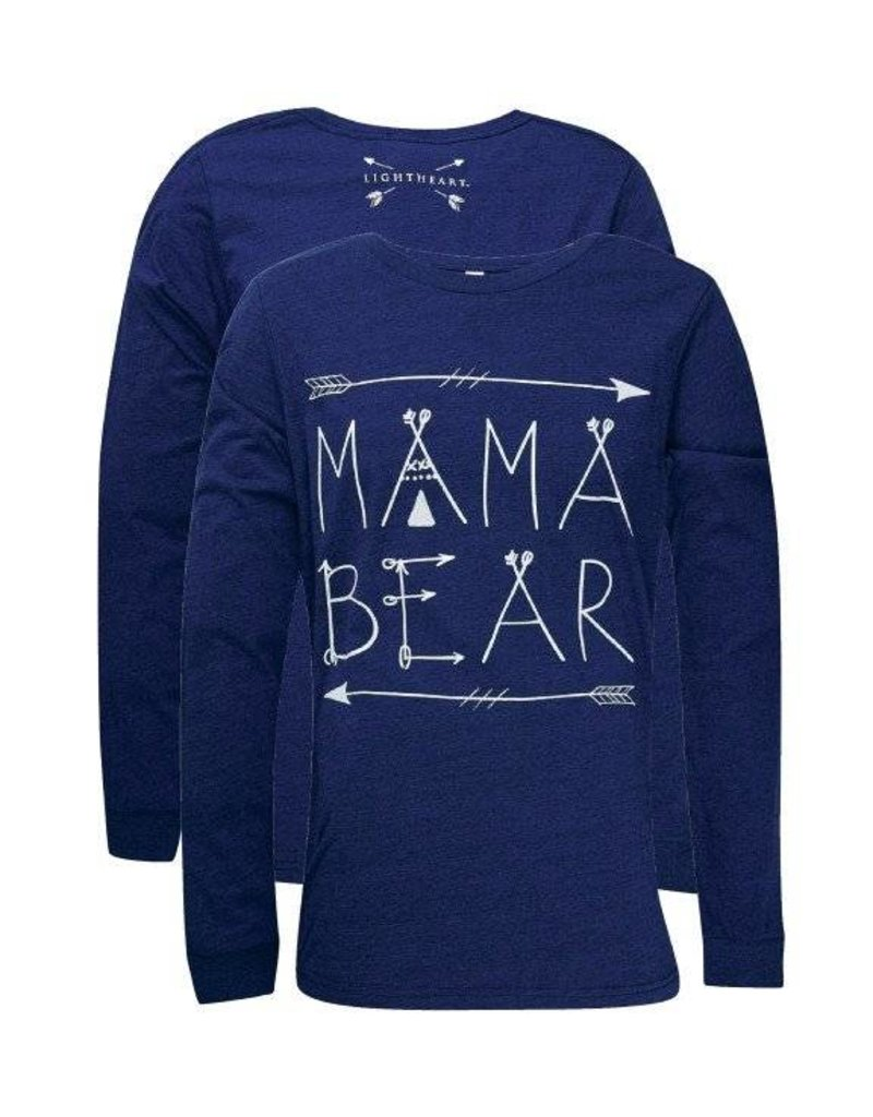 Southern Couture Southern Couture  Long Sleeve Mama Bear Tee
