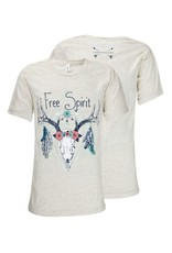 Southern Couture Southern Couture Short Sleeve Free Spirit Tee