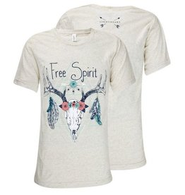 Southern Couture SC S/S Tee- Free Spirit