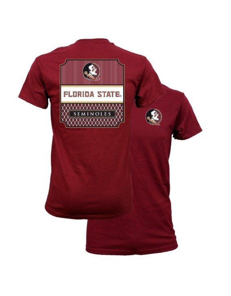 Southern Couture Southern Couture Short Sleeve Florida State Tee