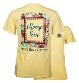 Southern Couture SC S/S Tee- Choose Love
