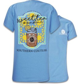 Southern Couture SC S/S Tee- Sweet Tea & Sunshine