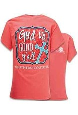 Southern Couture Southern Couture Short Sleeve God is Good Tee