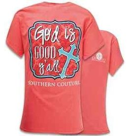 Southern Couture SC S/S Tee- God is Good