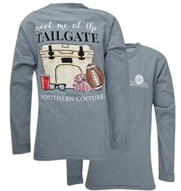 Southern Couture SC L/S Tee- Tailgate