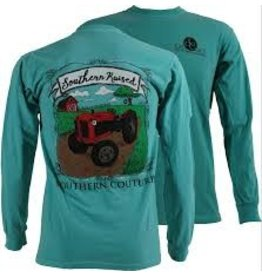 Southern Couture SC L/S Tee- Southern Raised