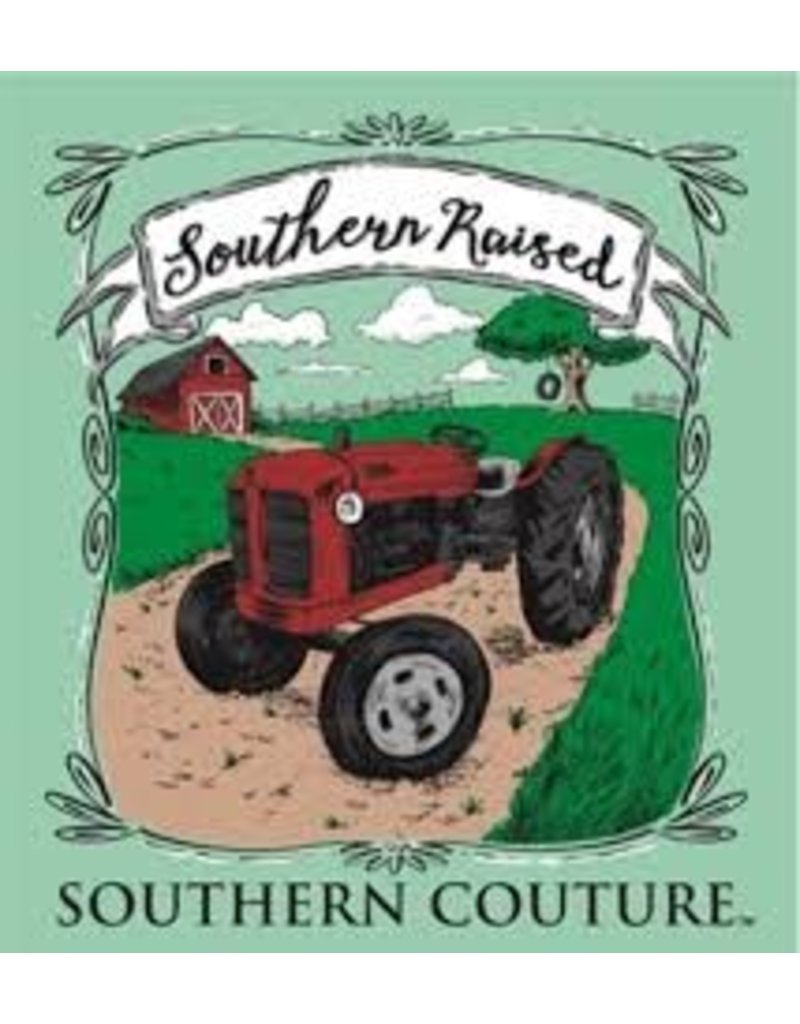 Southern Couture Southern Couture Long Sleeve Southern Raised Tee