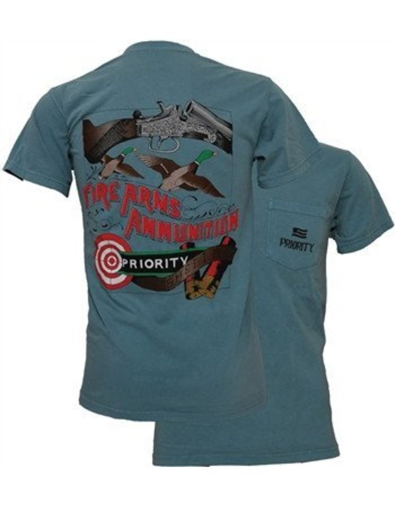Southern Couture Southern Couture Short Sleeve Firearms & Ammunitions