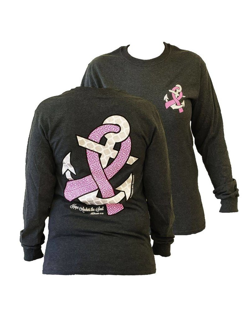 Southern Couture Southern Couture Long Sleeve Hope Tee