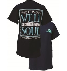 Southern Couture SC S/S Tee- It Is Well