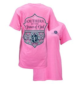 Southern Couture SC S/S Tee- Grace of God