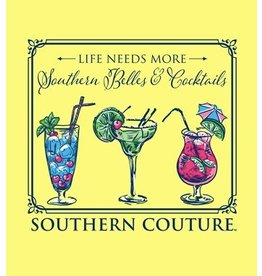 Southern Couture SC S/S Tee- Cocktails