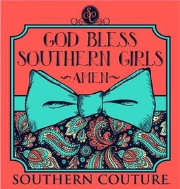 Southern Couture SC S/S Tee- God Bless