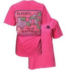 Southern Couture SC S/S Tee- Blessed