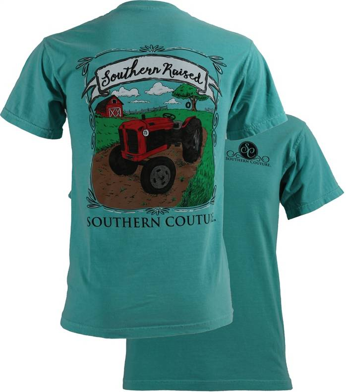 Southern Couture Southern Couture Short Sleeve Southern Raised Tee