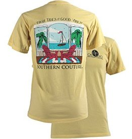Southern Couture SC S/S Tee- High Tides