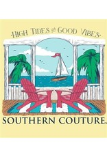 Southern Couture Southern Couture Short Sleeve High Tides Tee