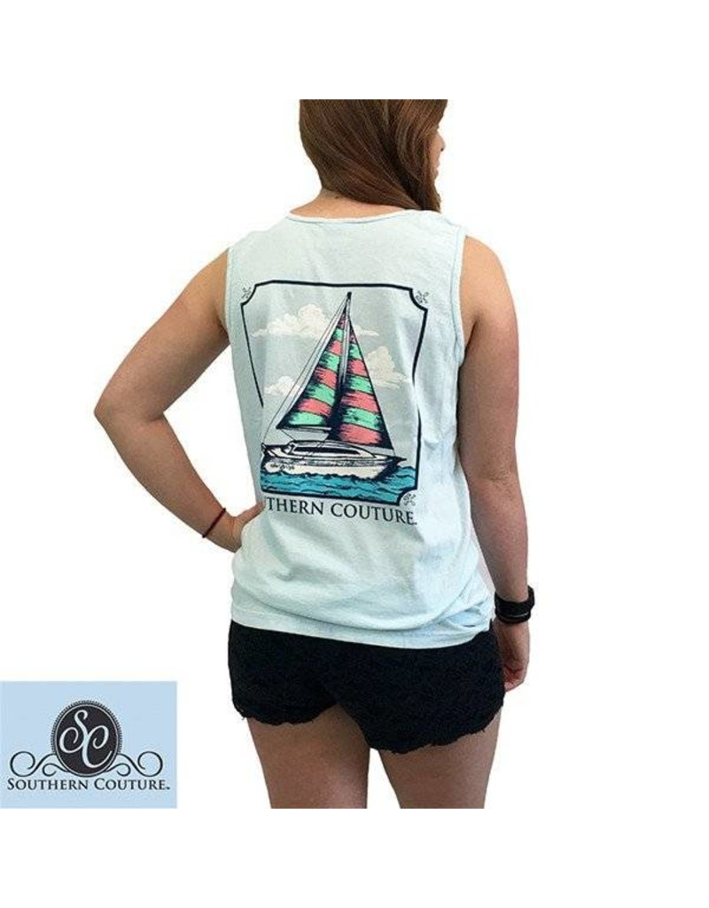 Southern Couture Southern Couture Sailboat Tank