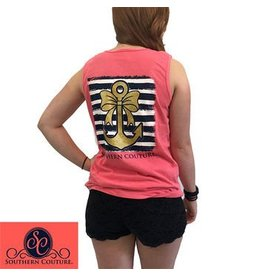 Southern Couture SC Tank- Anchor