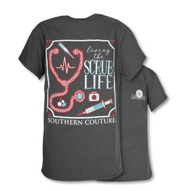 Southern Couture SC S/S Tee- Scrub Life